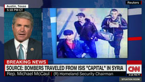 رئيس لجنة الأمن القومي الأمريكي يكشف لـCNN اسم المشتبه بوقوفه خلف هجمات إسطنبول: مقرب مما يسمى بوزير حرب داعش