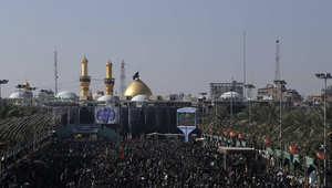 """الوقف الشيعي يؤكد تأمين """"مراقد الأئمة"""" بسامراء ضد داعش ومحلل يعلن استعداد """"الملايين"""" للدفاع عنها"""