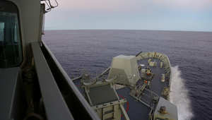 البحث يتجه إلى قاع المحيط للعثور على حطام الطائرة الماليزية