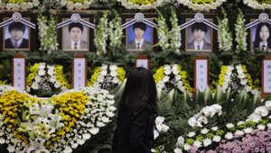 صور لضحايا العبارة الكورية الجنوبية