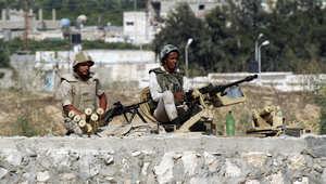 """مصر.. مقتل 11 """"تكفيرياً"""" في حملة أمنية بشمال سيناء"""
