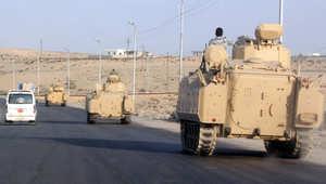 مصر.. حالة الطوارئ تدخل عاماً ثانياً بشمال سيناء