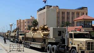 مصر.. إصابة شرطي في هجوم جديد بالعريش وتفجير محطة مياه بالشرقية