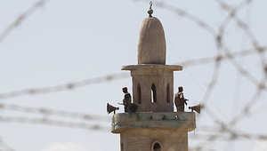 """جيش مصر يؤكد مقتل 17 """"إرهابياً"""" في مداهمات وكمائن بشمال سيناء"""