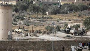 """مصر.. انفجار يستهدف قوة أمنية بشمال سيناء والجيش يؤكد مقتل 29 """"إرهابياً"""""""