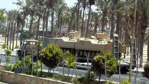 """مصر.. مقتل ضابط شرطة و7 """"إرهابيين"""" بشمال سيناء"""