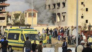 تمديد الطوارئ بشمال سيناء وجرح 19 شرطياً بهجومين