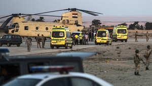 شركات طيران غربية تحظر تحليق رحلاتها بأجواء سيناء