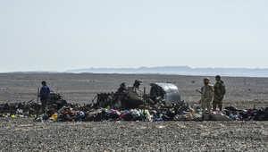 """محقق روسي: طائرة """"متروجيت"""" تحطمت قبل سقوطها على الأرض"""