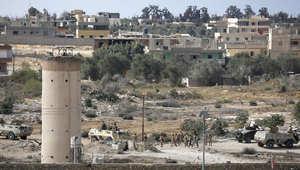 """منذ """"عزل"""" مرسي.. أبرز هجمات """"أنصار بيت المقدس"""" على الجيش المصري بسيناء"""