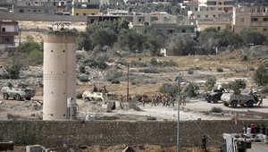 """مصر.. """"أنفاق عملاقة"""" تدفع الجيش إلى زيادة المنطقة العازلة مع قطاع غزة إلى 1000 متر"""