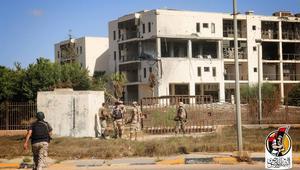 """قوات البنيان المرصوص تعلن انطلاق العد التنازلي لـ""""اجثتات داعش"""""""