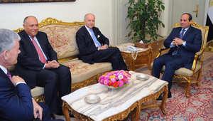 نتانياهو يرحب بتعيين سفير مصري بعد غياب 3 سنوات