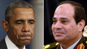 رأي: أمريكا تتغاضى عن تردي أوضاع حقوق الإنسان في مصر لحاجة واشنطن تعاون العرب