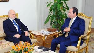 """العراق يدعو السيسي لتبني """"مشروع استراتيجي"""" ضد الإرهاب والقاهرة تدعم معركة الموصل"""