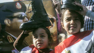 """تحذير رسمي لحملتي السيسي وصباحي: استغلال الأطفال """"جريمة"""" تستوجب السجن"""