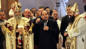 السيسي بحديث إذاعي: العالم الإسلامي يحتاج إلى ثورة من أجل الدين وليس على الدين