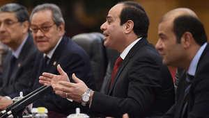 """مصر.. السيسي يقر """"حركة المحافظين"""" ويدفع أداء الحكومة بـ4 مجالس تخصصية برئاسته"""