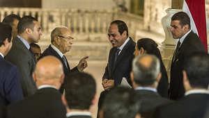 """توافق مصري تونسي على """"تسوية سياسيو"""" في ليبيا وسوريا"""