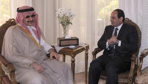 السيسي يطمئن المستثمرين ويدعو لزيادة استثمارات السعودية بمصر
