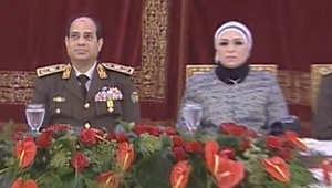 ما حقيقة القرابة بين زوجة السيسي وسوزان مبارك؟