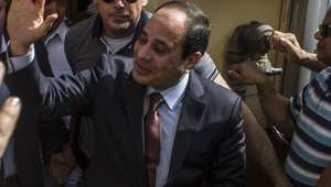 السيسي: لا نتدخل في قضائنا الشامخ وأتخلى عن نصف ما أملك وراتبي لمصر
