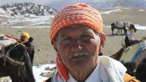بالصور.. شعب الثلج في المغرب