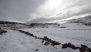 المغرب.. انخفاض شديد لدرجات الحرارة وسقوط كثيف للثلوج بعدة مناطق