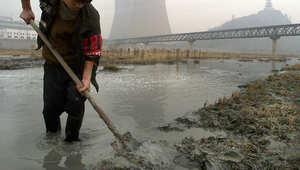 أراضي ملوثة قرب مولد ضخم للطاقة في بكين