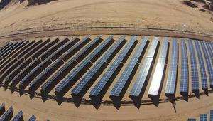 الجزائر.. تدشين محطة لتوليد الكهرباء بالطاقة الشمسية على الحدود مع ليبيا