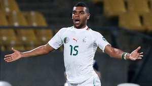 لاعب الجزائر هلال سوداني لـCNN: سنشرف العرب بالمونديال