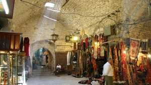 سوق حلب القديم