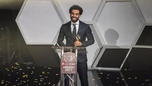 أبرز اللحظات في مسيرة محمد صلاح.. أفضل لاعب أفريقي لعام 2017