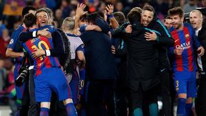 """هكذا حقق برشلونة """"معجزته"""" التاريخية أمام باريس سان جيرمان"""