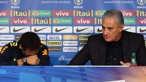 لماذا بكى نيمار وقبّل يد مدرب منتخب البرازيل؟