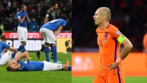 إنجاز عربي وغياب إيطالي وهولندي.. من غير