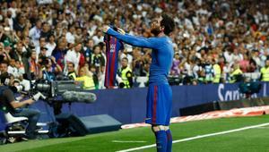أفراح وأتراح.. ميسي يشعل الليغا بهدفه الـ500 مع برشلونة أمام مدريد