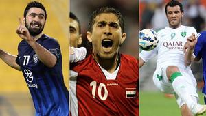 سوريا تدخل التصفيات المؤهلة لكأس العالم بهجوم ثلاثي مكتمل