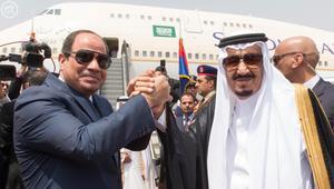 السيسي يصادق على اتفاقية ترسيم الحدود البحرية مع السعودية