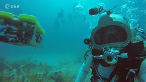 رواد فضاء.. تحت الماء؟ هكذا يستعدون للعالم الخارجي!