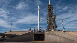 """""""سبيس إكس"""" تقرر تأجيل إطلاق صاروخها """"فالكون 9"""" في اللحظات الأخيرة"""