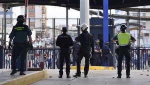 اعتقال 7 في إسبانيا والمغرب يشتبه في تدريبهم مقاتلين لسوريا