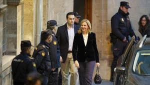 الأميرة كريستينا.. بطلة أول محاكمة لأحد أفراد الأسرة المالكة بإسبانيا