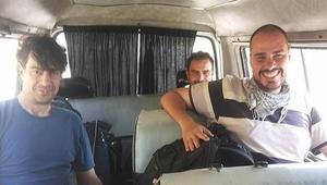 إطلاق سراح 3 صحفيين إسبان اختطفوا في سوريا منذ 10 أشهر عمل أحدهم مع شبكتنا