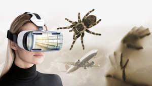 تخاف من العناكب أو المرتفعات؟ الواقع الإفتراضي هو الحل