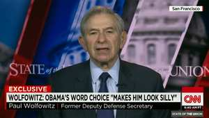 نائب وزير الدفاع الأمريكي الأسبق لـCNN: مسار الأمور حاليا بالعراق يظهر أننا لا ننتصر.. وهذه هي الأخطاء التي ارتكبناها بحرب 2003