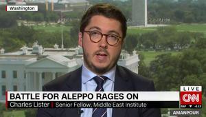 ضد إيران وروسيا والنظام.. محلل: لم نتوقع كسر حصار حلب