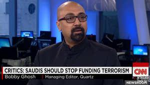 غوش: السعودية أكبر مصدر لأيدولوجيا الكراهية.. يرسلون رجال دين للدول الفقيرة لتعليم الفكر الوهابي