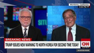 وزير دفاع أمريكا الأسبق يبين لـCNN خطورة التوتر مع كوريا الشمالية: ليست لعبة