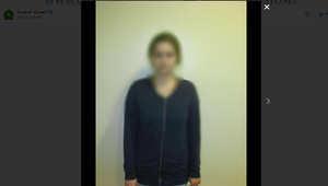 بالصور.. احباط محاولة تهريب فتاة أوكرانية للسعودية